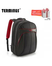Terminus Hypro Backpack - Red