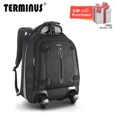 Terminus Invisible Roller 3 Trolley Backpack - Grey