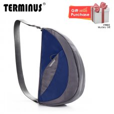 Terminus Mini Ez 3.0 Sling Bag - Navy Blue