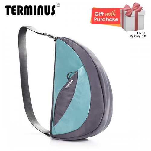 Terminus Mini Ez 3.0 Sling Bag - Turquoise