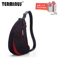 Terminus Mini Ez 4.0 Sling Bag - Black