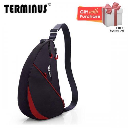 Terminus Mini Ez 4.0 Sling Bag - Black