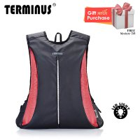 Terminus S-Bikerz Backpack - Dark Red