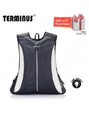 Terminus S-Bikerz Backpack - Silver Grey