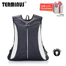 Terminus S-Bikerz Backpack - Silver Grey