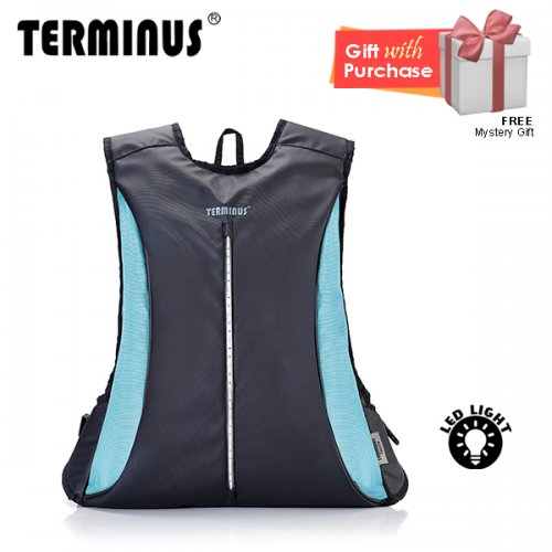 Terminus S-Bikerz Backpack - Turquoise