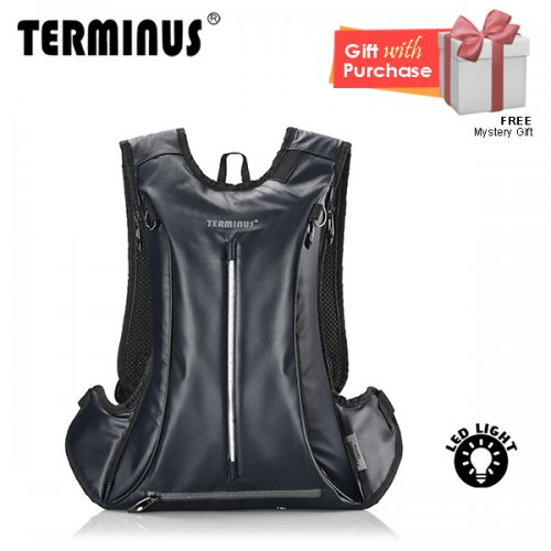 Terminus S-Cyclis Backpack - Black