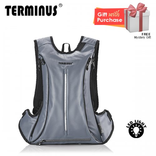 Terminus S-Cyclis Backpack - Grey