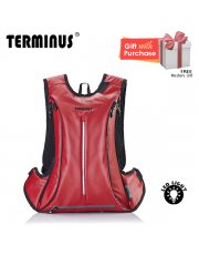 Terminus S-Cyclis Backpack - Dark Red