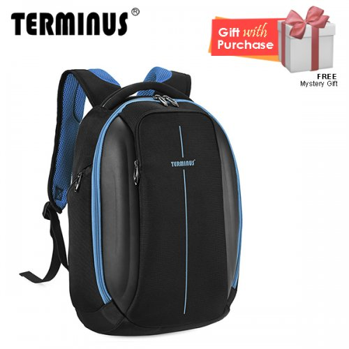 Terminus Shell Backpack - Blue