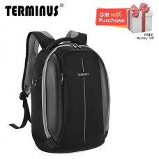 Terminus Shell Backpack - Dark Grey