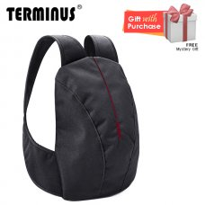 Terminus Simple-Mate (Nylon) Backpack - Black