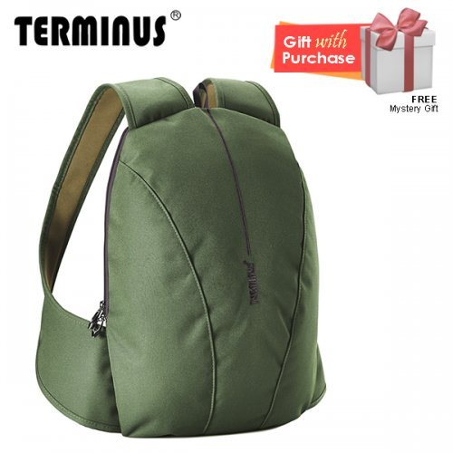 Terminus Simple-Mate (Nylon) Backpack - Green