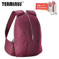 Terminus Simple-Mate (Nylon) Backpack - Maroon