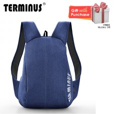 Terminus Simpli-City Denim Backpack - Blue