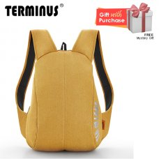 Terminus Simpli-City Denim Backpack - Yellow