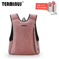 Terminus Slimmac 2.0 Backpack - Light Red