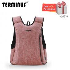 Terminus Slimmac 2.0 Backpack - Light Red