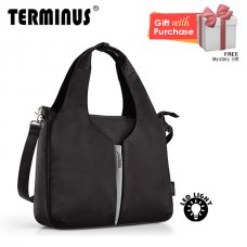 Terminus The Bright Tote 3.0 - Black