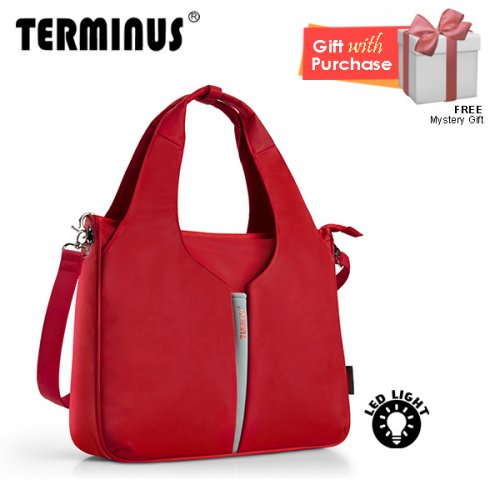 Terminus The Bright Tote 3.0 - Red