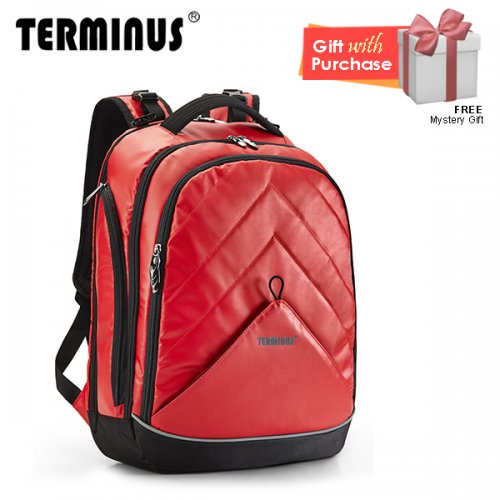 Terminus Urban Dad 2.0 Backpack - Red