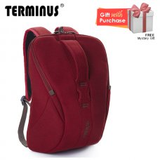 Terminus Woolevard 3.0 Backpack - Dark Red