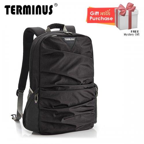 Terminus Wrinkles 2.0 Backpack - Black