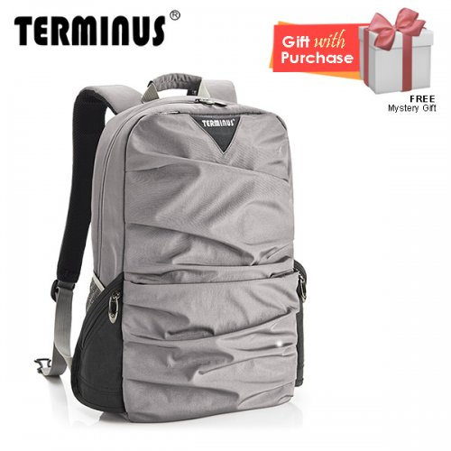 Terminus Wrinkles 2.0 Backpack - Dark Grey