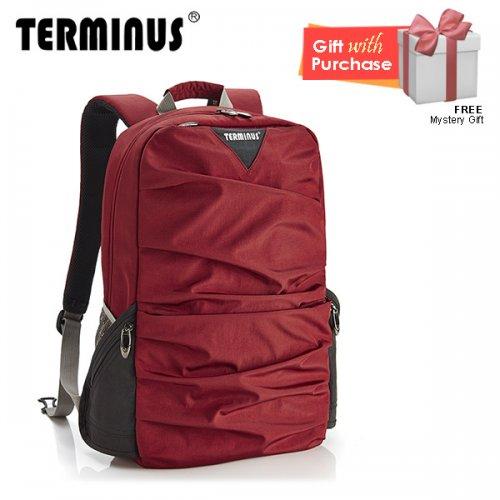 Terminus Wrinkles 2.0 Backpack - Maroon